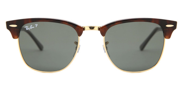 Ray-Ban RB3016 Clubmaster Polarized 990/58