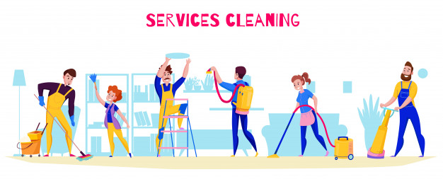 Why Should You Opt For Commercial Cleaning In Your Office?