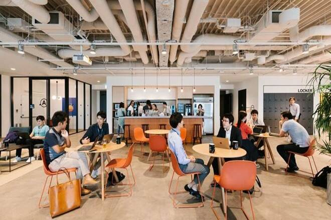 small Entrepreneurs are just depending on coworking space